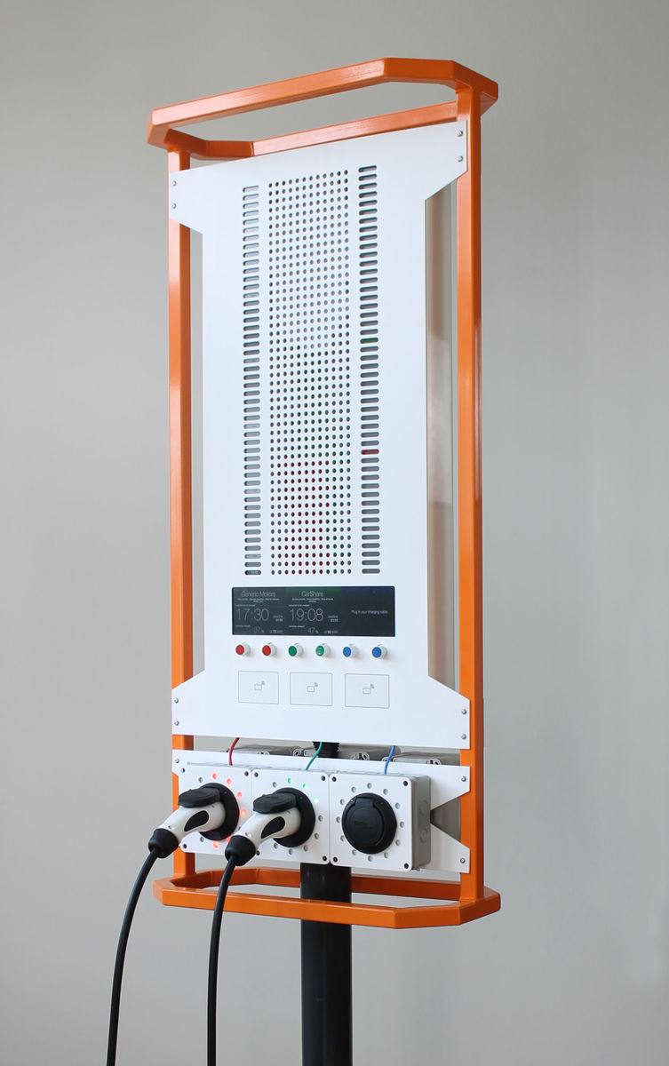 charging machine prototype